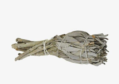 White sage smudge stick small - 8 cm