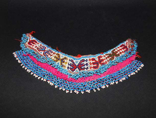 Kuchee Gypsy Women's Eye Veil, women's jewellery, omens adornment, tribal textile