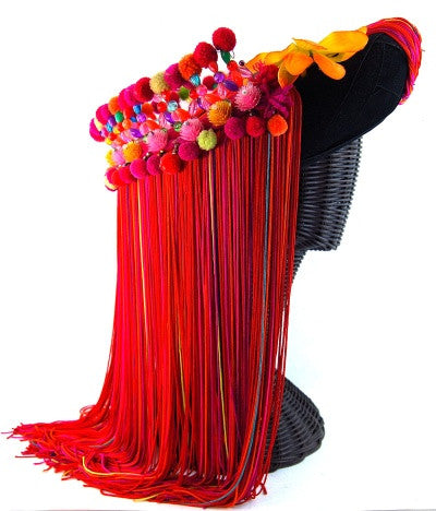 Lisu Hill Tribe Headdress