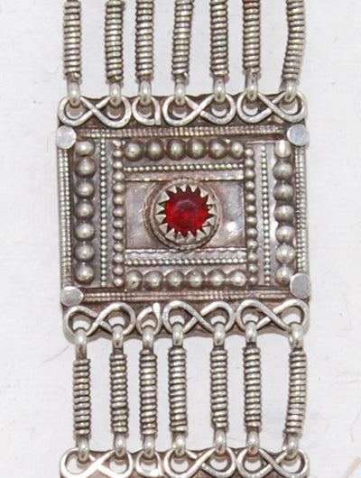 Pakistan Tribal Silver, Shirt Ornament, Men's Jewellery, Jewelry, Tribal Jewellery