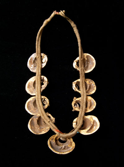 Naga Antique Shell Necklace