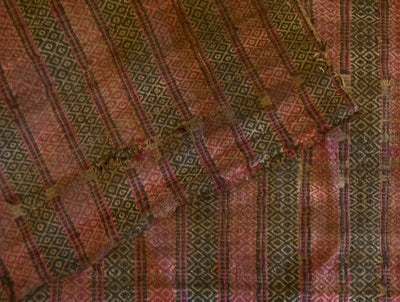 Antique Naga Tribal Textile