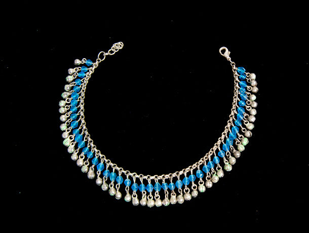 Indian anklet, tribal anklet, womens anklets