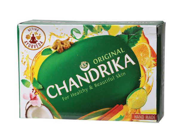 Chandrika Ayurvedic Soap buy