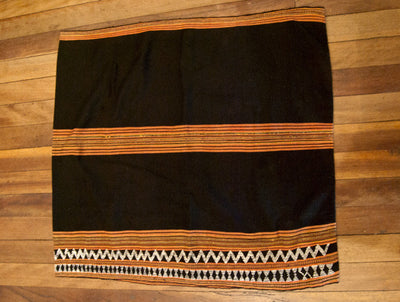 Tribal Clothing - Co Tu Tribal Tube Skirt - Tribal Clothing for Women - Vietnamese Tribal Textile