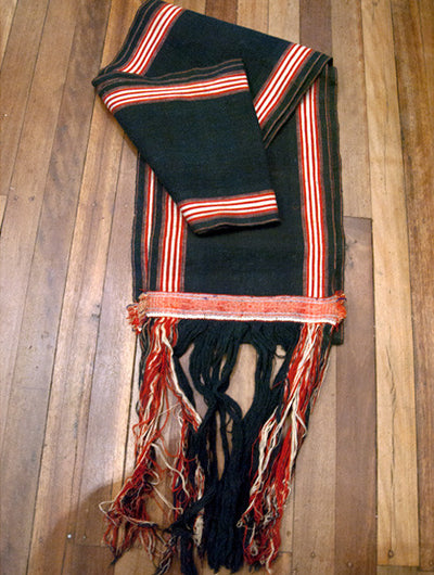 Rongao Vietnamese Tribal Vintage Hand Woven Loin Cloth