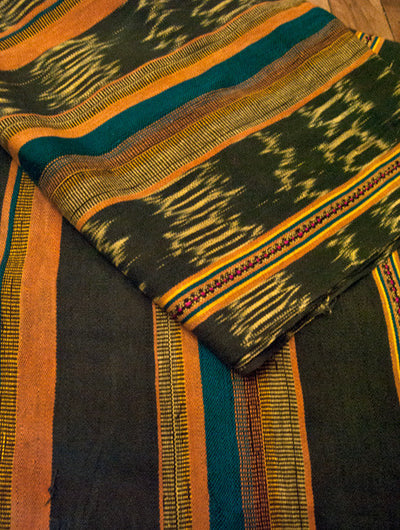 Attapeu Ikat Loin Cloth Textile