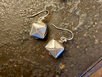 Silver Hill Tribe Earrings