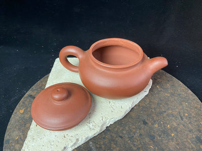 Yeshing teapot made from Yixing clay, renound for its ability to enhance the flavour of tea