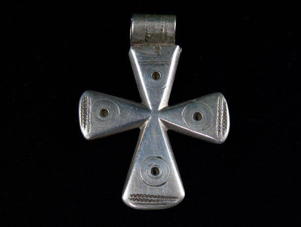 Marie Therese Thaler Antique Ethiopian Cross