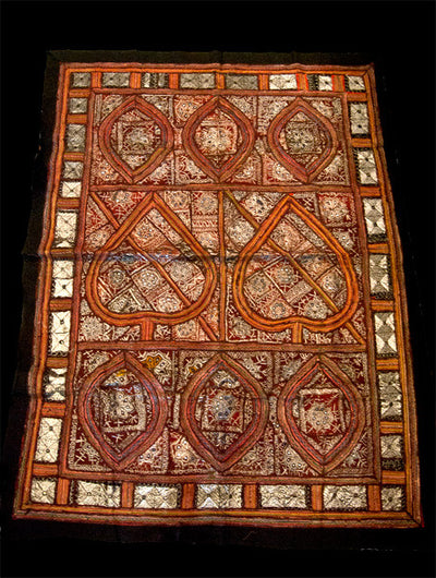 Indian Tribal Textile