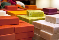 Tilley's Triple Milled Rough Cut Soaps