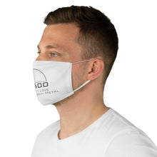 Masque en tissu réutilisable - Reusable Fabric Face Mask