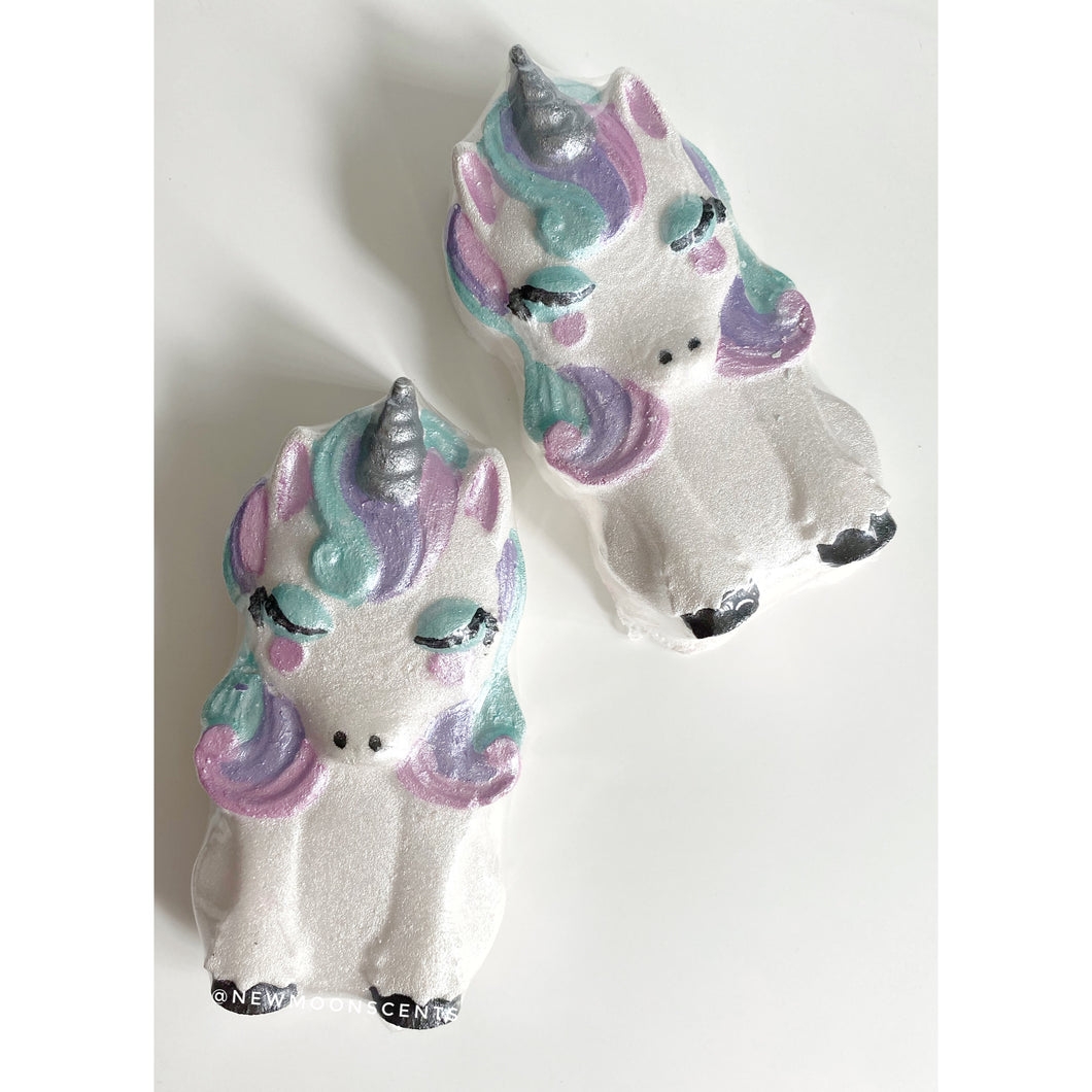 Pastel Unicorn Bath Bomb