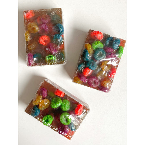 Fruit Loops Soap