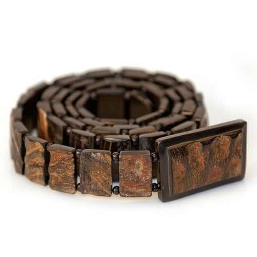 Carabao Black Natural Belt
