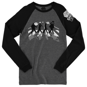 Abbey Road Killer Raglan