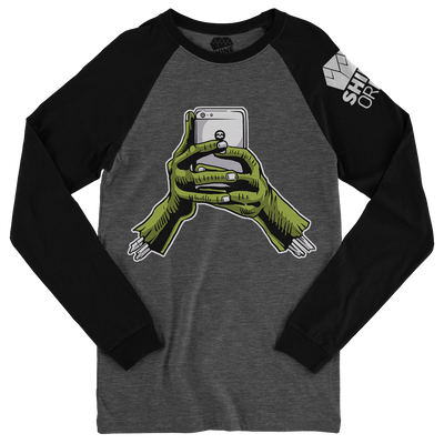Walking Dead Raglan