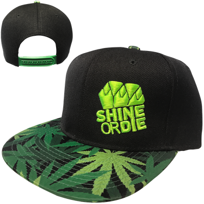 The Mother Leaf Snapback
