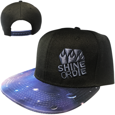 The Grape Galaxy Snapback