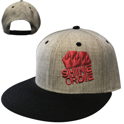 Heather Rose Snapback