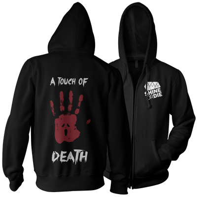 Touch Of Death Zip-Up