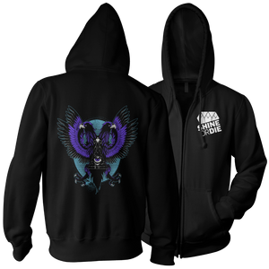 All Seeing Griffin Zip-Up