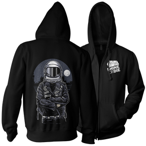 Astro Rebel Zip-Up