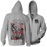 King of Spades Zip-Up