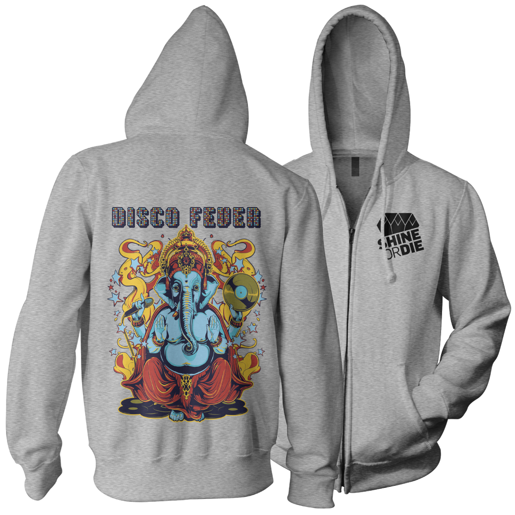 Disco Fever Zip-Up