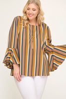 Multi Striped Top