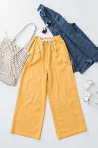You Are My Sunshine Midi Pant