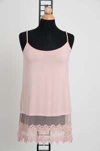 Slip Shown in Pink
