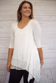 The Eve Chiffon Blouse