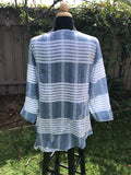 Famous Tunic Top in Denim