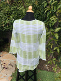 Famous Tunic Top in Aloe