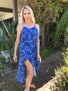 The Best Me! Cobalt Blue Dress