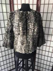 NEW! Fun Fur Fabulous Sweater