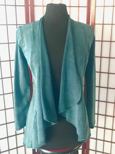 Victorian Jacket in Jade
