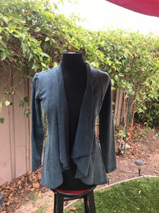 Victorian Jacket in Teal