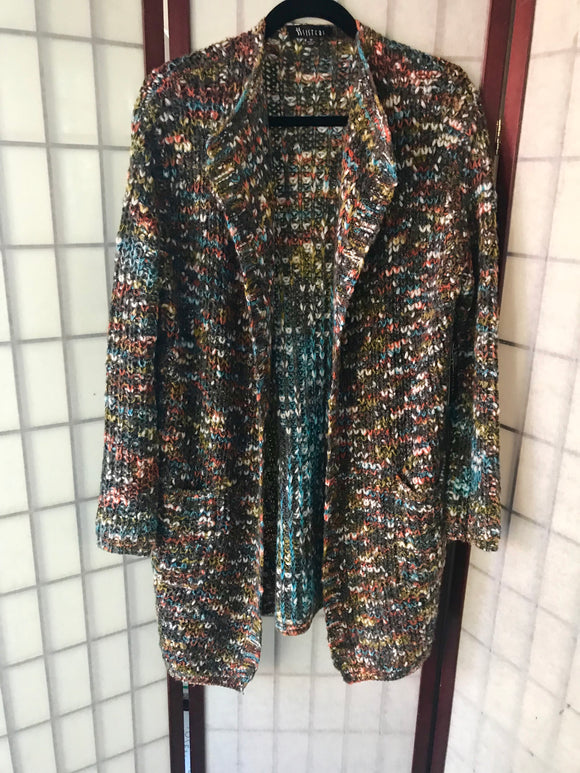 Confetti Must Have Sweater in Multi Color