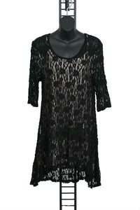 Wendy Lace Tunic Dress