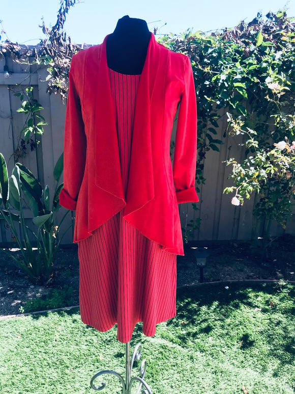 NEW! Yummy Coral Jacket