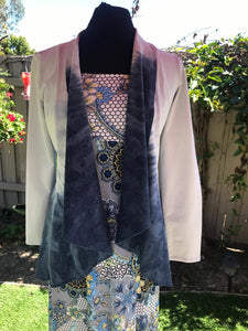 NEW! Tye Dye Victorian Jacket