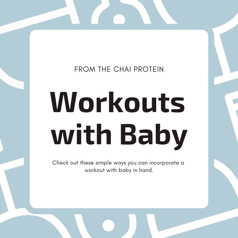 Workouts with babies!