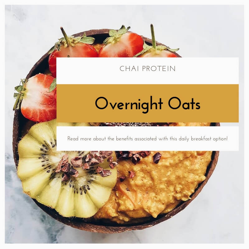 Why we love Overnight Oats!