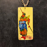 General Chung Fei Tin Necklace