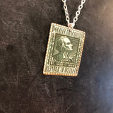 Republic of Ireland Tin Necklace