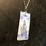 Dutch Church Tin Necklace