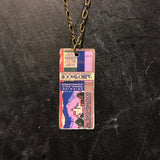 Broadmoor Tin Necklace